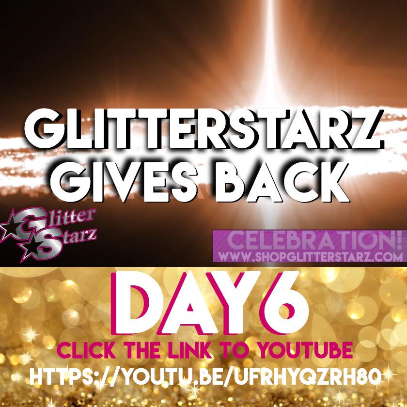glitterstarz day 6