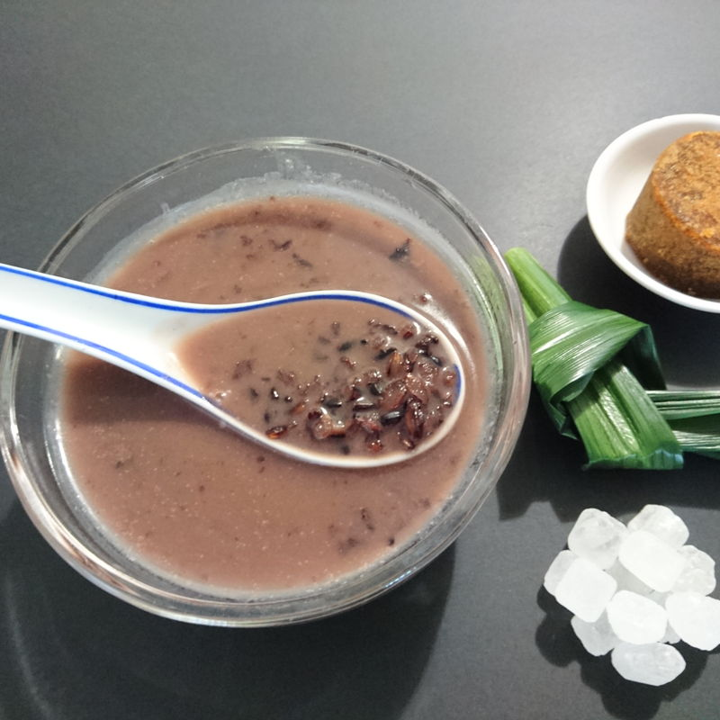 Date: 31 Oct (Thu) 14th Dessert: Bubur Pulut Hitam (Black Glutinous Rice with Coconut Milk) [82] [101.5%] [Score: 10.0] Author: Nyonya Cooking [Grace Teo]  Cuisine: Malaysian, Singaporean, Thai, Indonesian, Bruneian  Dish Type: Dessert  Grace, this is no longer Nyonya Cooking. It is Nyonya Cooking Academy. As a token of appreciation, members in this membership area should pay subscription for making use of the vast cooking knowledge presented in Nyonya Cooking. There are huge possibilities for everyone to learn cooking Asian/Southeast Asian/Malaysian cooking here.  I feel obligated to paying subscription. May I start the ball rolling?