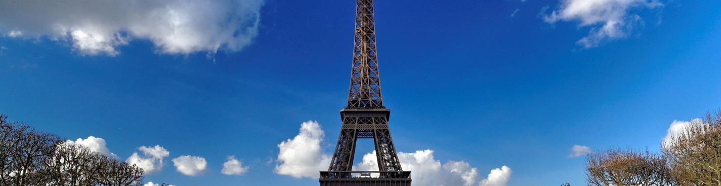 Билет на Эйфелеву башню без очереди (1, 2 этаж)