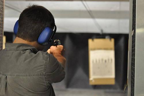 tactical gun training