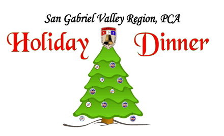 PCA - SGVR Holiday Dinner