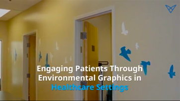 Image for Engaging Patients Through Environmental Graphics in Healthcare Settings