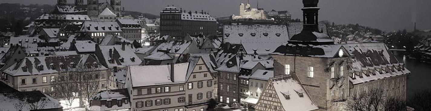 Бамберг, какой он есть