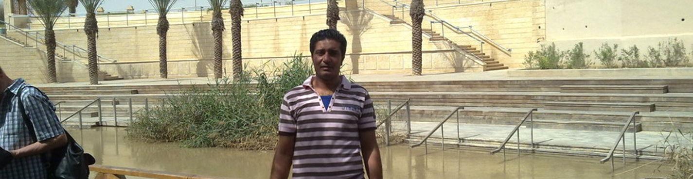 Экскурсия к месту крещения Иисуса Христа на реке Иордан