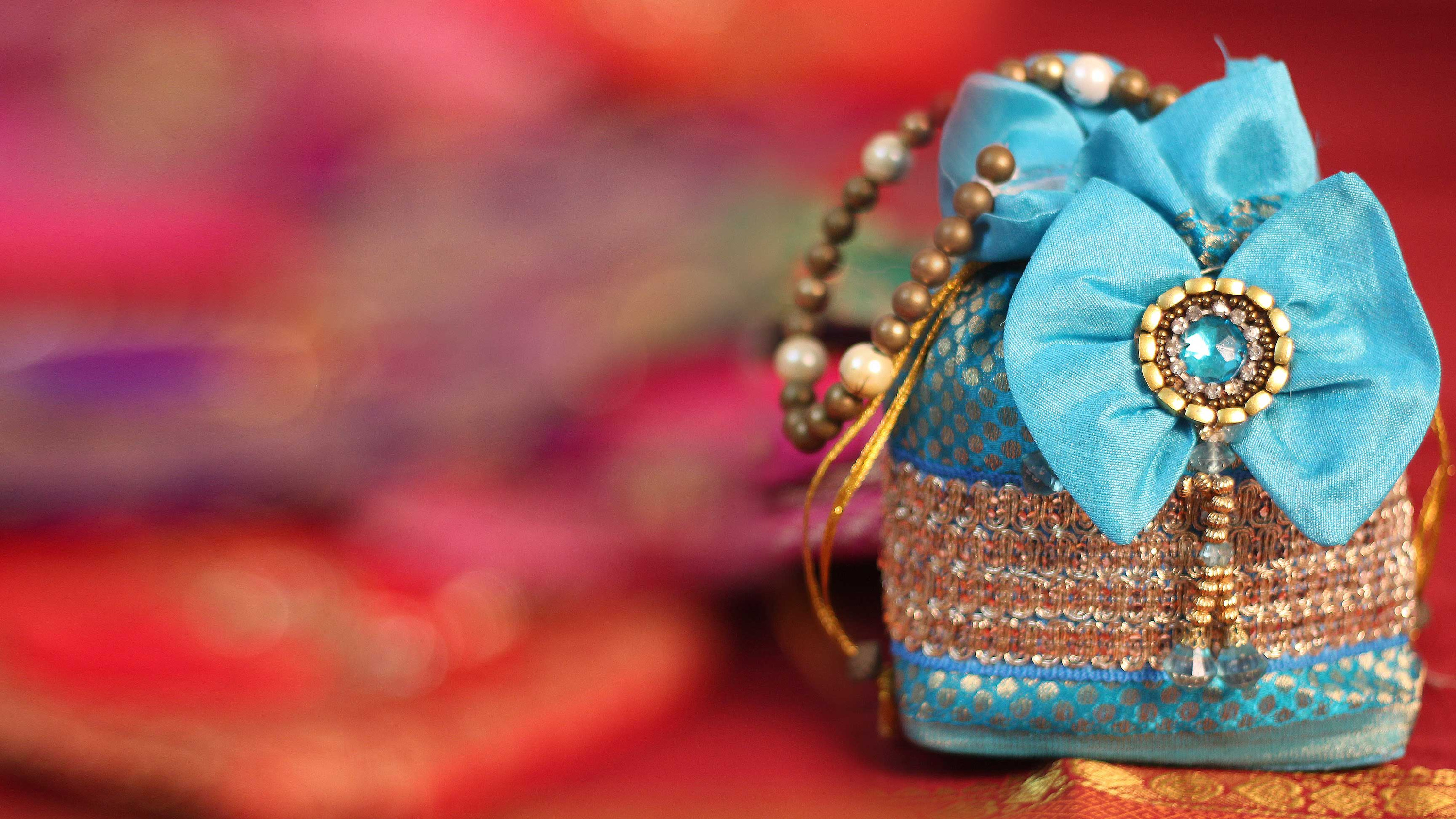 These Are Brightly Colored And Have Vibrant Designs Making Them Perfect As Indian Wedding Favors