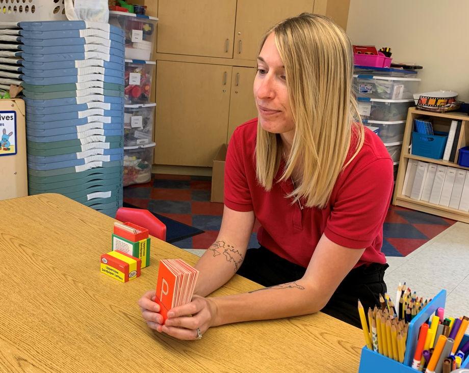 Ms. Taylor - 5 Years of Service , Pre-Kindergarten Lead