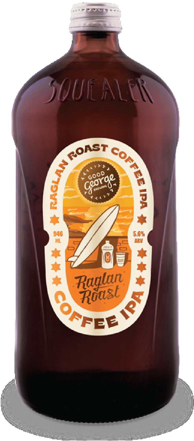 Good George Raglan Roast Coffee IPA