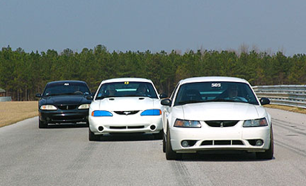 SVT Cobra Club/Track Club USA on track at CMP