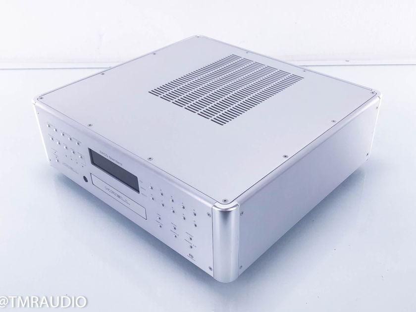 Krell SACD Standard SACD / CD Player; Remote (11200)