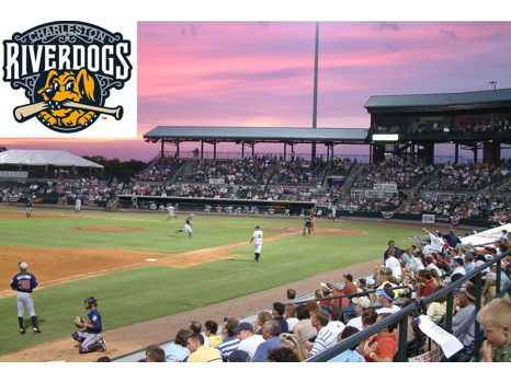 Charleston Riverdogs: Two 10-Game Filed View Flex Vouchers