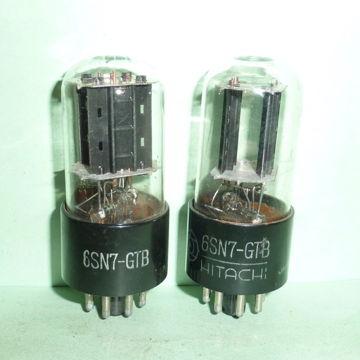 6SN7GTB 6SN7 ECC33