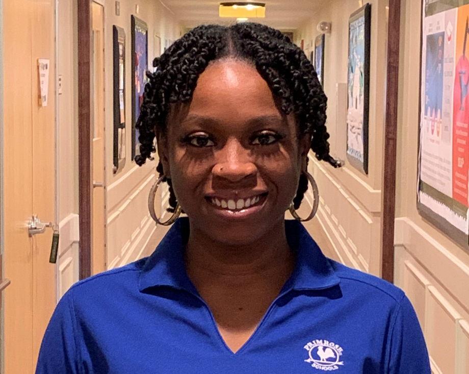 Ms. Sha'Queria , Teacher