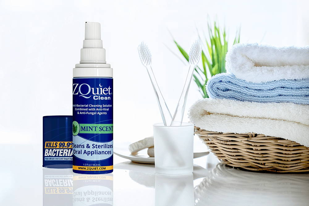 zquiet clean 60 seconds in bathroom scene