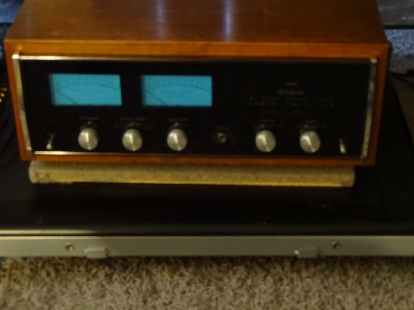 mcintosh mc2505 Reduced for quick sale