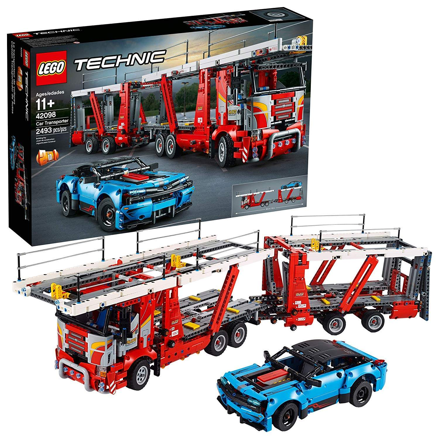 LEGO 42098: Car Transporter