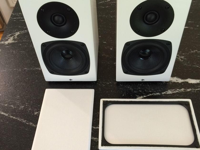 TOTEM Acoustics KIN Monitors - White