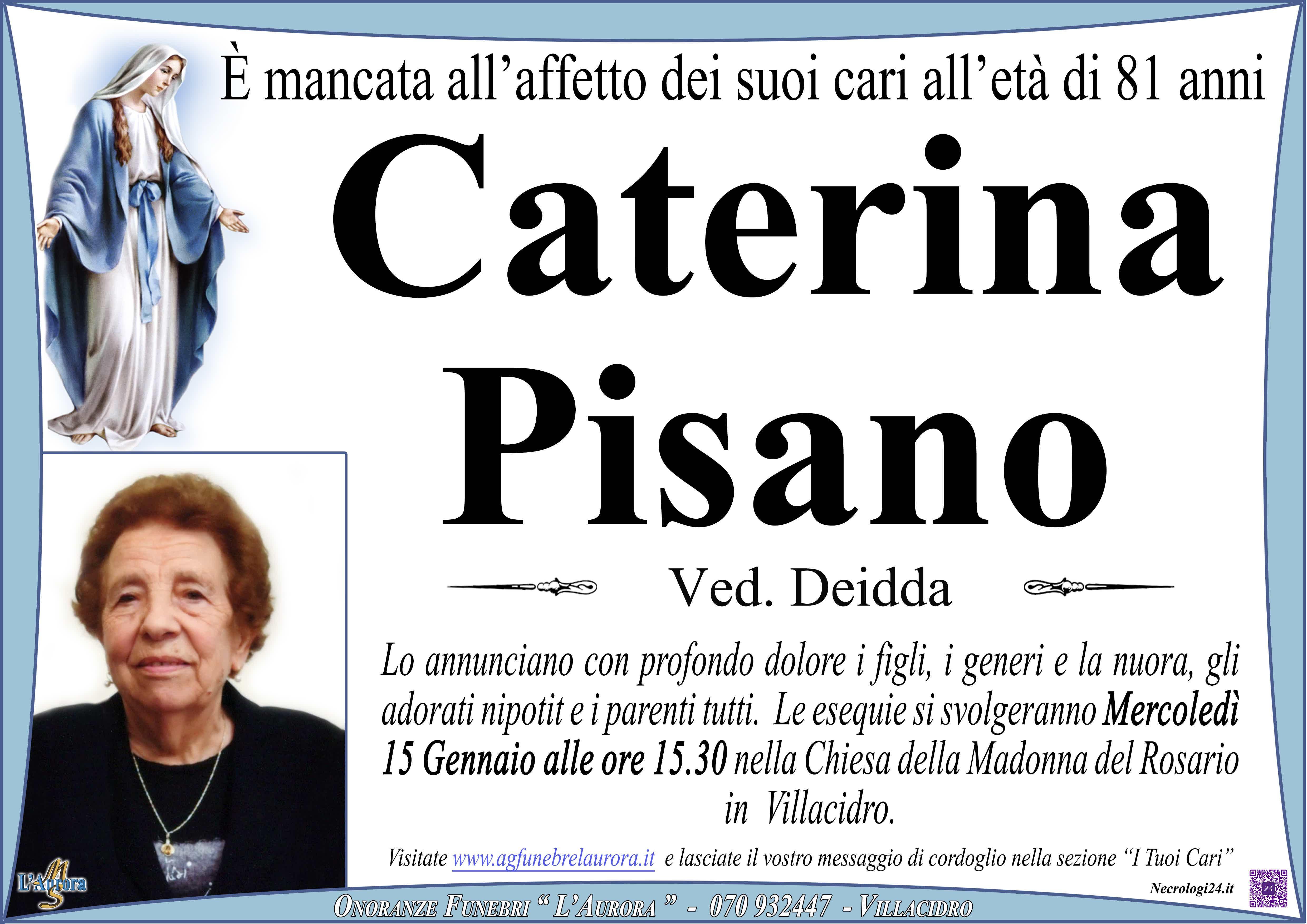 Caterina Pisano