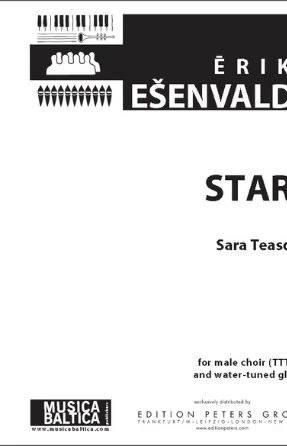 Stars TTBB - Eriks Esenvalds