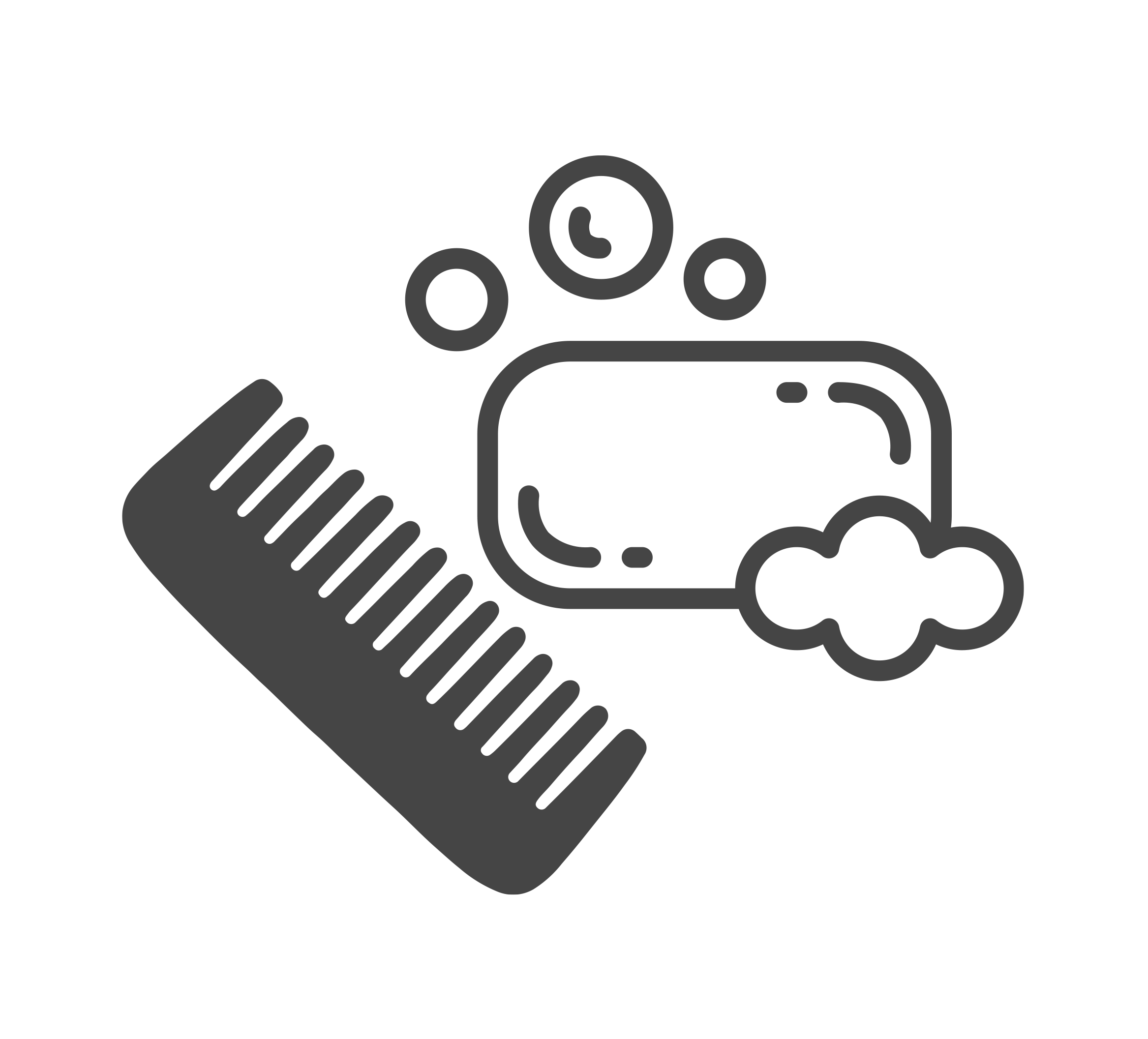 Hair Tool Cleaning