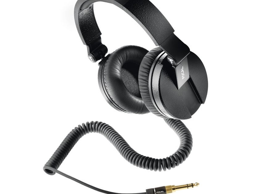 Focal Spirit Pro Reference Studio Headphones:  Mint Condition; Demo Unit; Full Warranty; In-Box; 40% Off