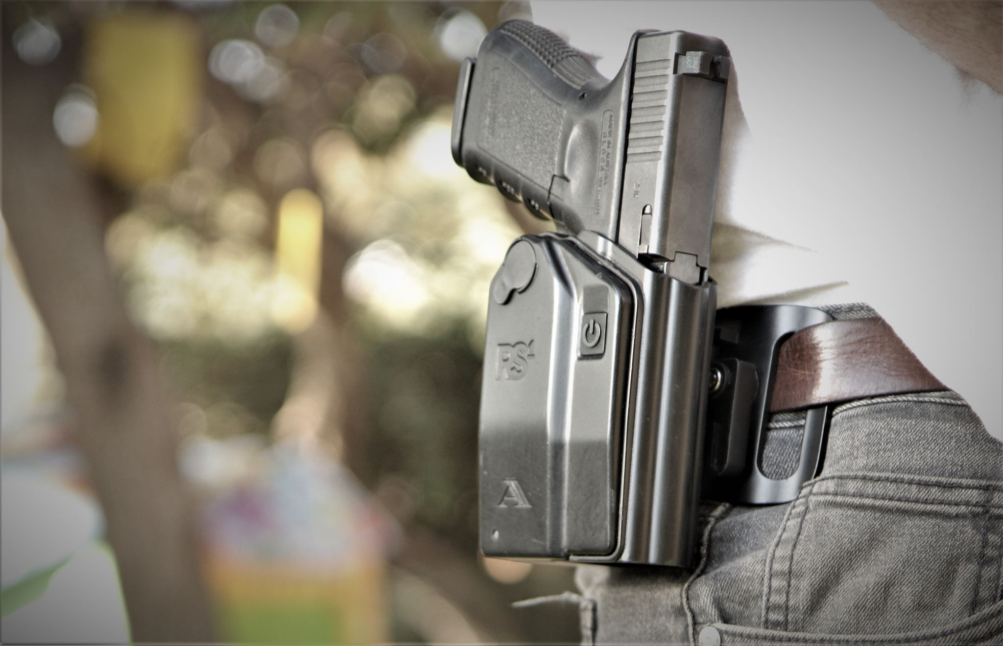 The only Smart Holster on the Market today!