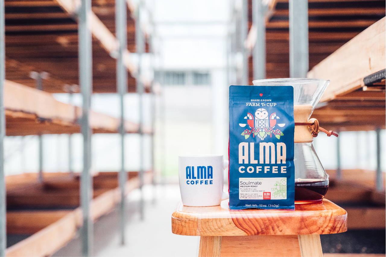 Alma Coffee at the Finca Terrerito Farms