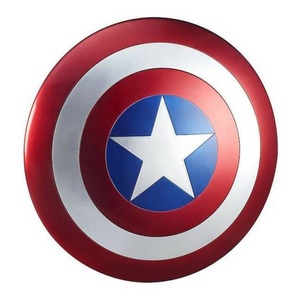 Marvel Legends: Captain America Shield By Hasbro - freeshipping across India