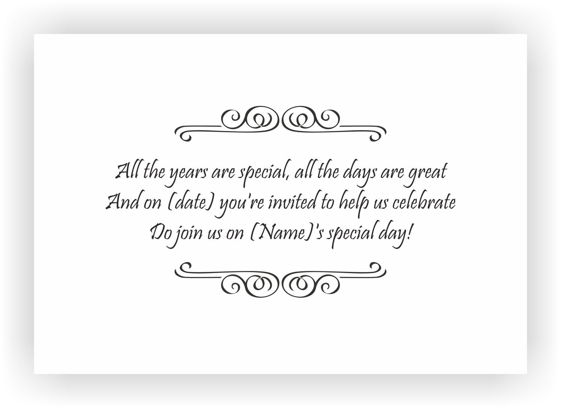 1st Birthday Invitations – CHOCOCRAFT