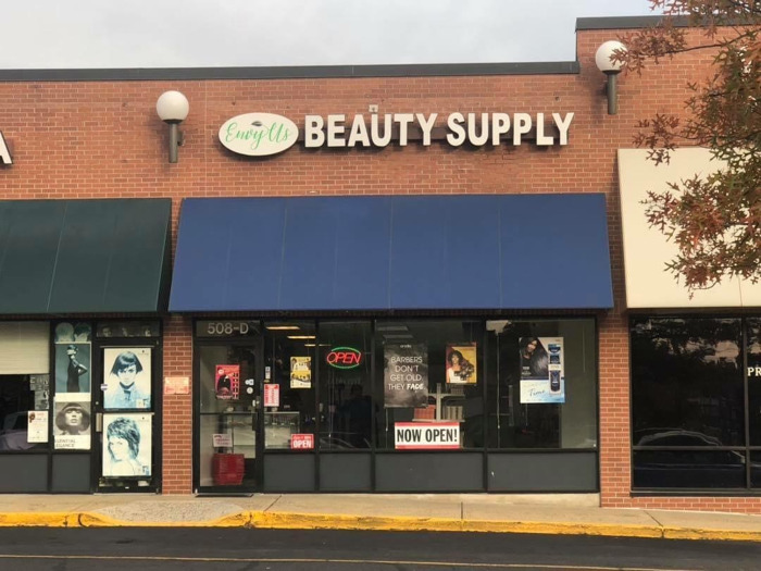 EnvyUs Beauty Supply in Alexandria, VA