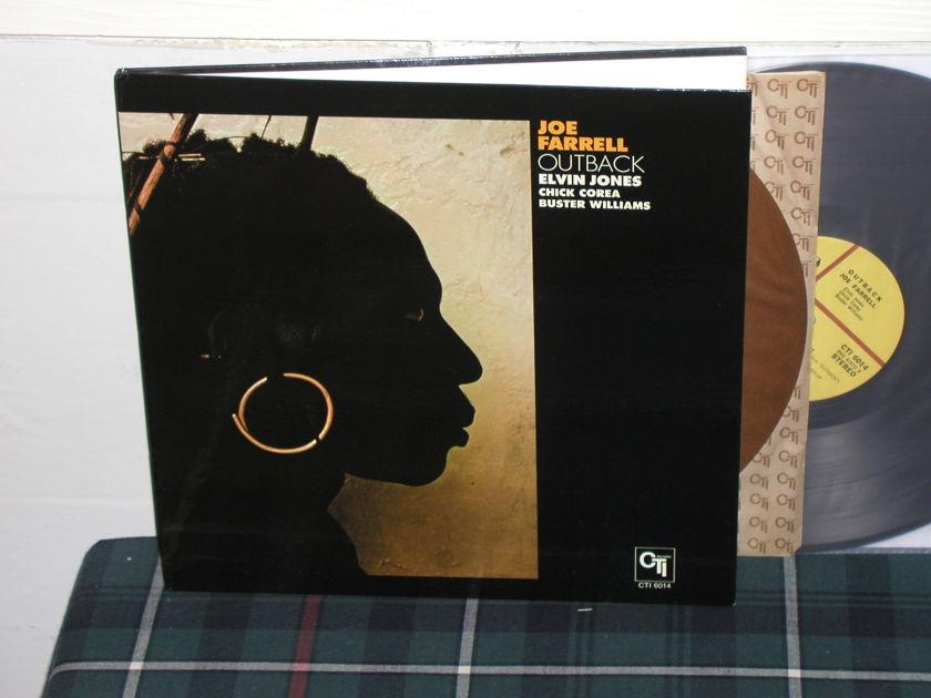 Joe Farrell - Outback CTI Gatefold LP orig.