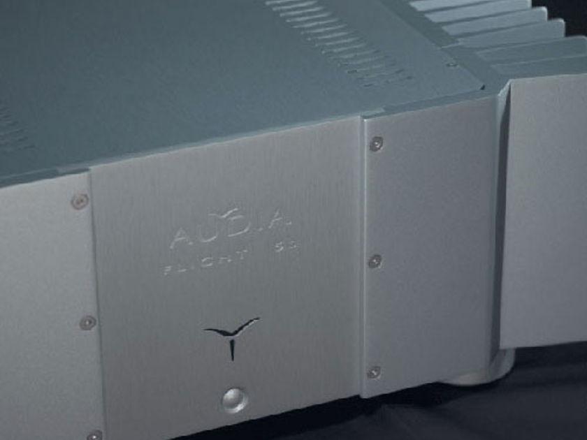 Audia Flight Flight 50 MK4 Class A power amplifier