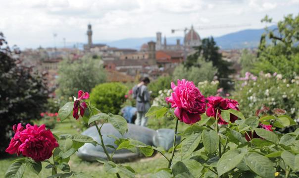 Флоренция - это значит цветущая