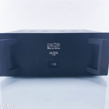 No. 29 Dual Mono Power Amplifier