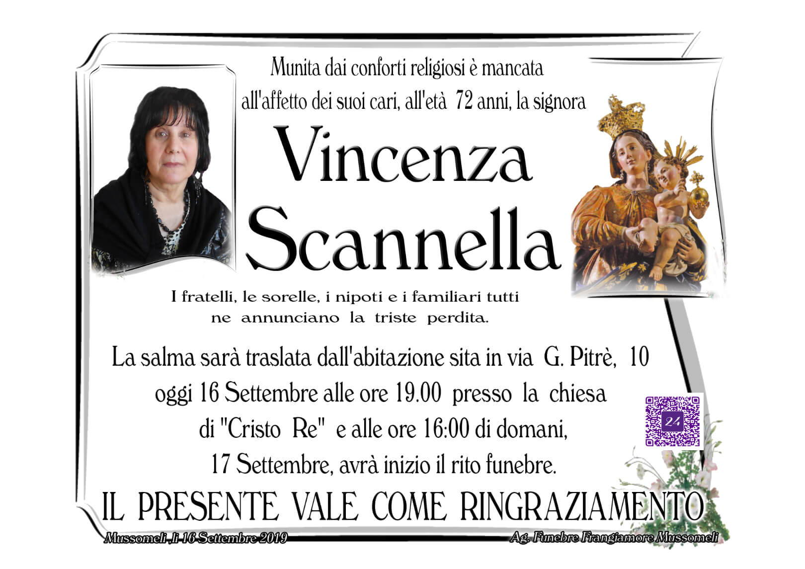 Vincenza Scannella