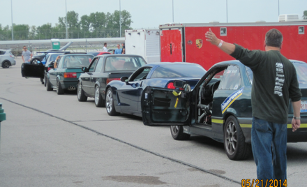 The St.L Region SCCA Track Event #3