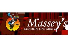 Logo - Masseys Fine Indian Cuisine