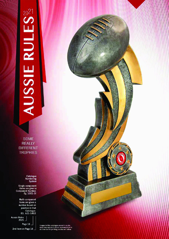 SRDT AFL Catalogue 2021