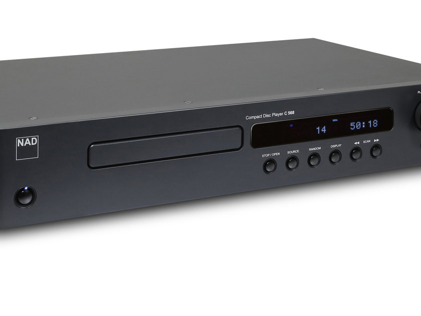 NAD C 568 CD Player Flagship with Warranty and Free Shipping