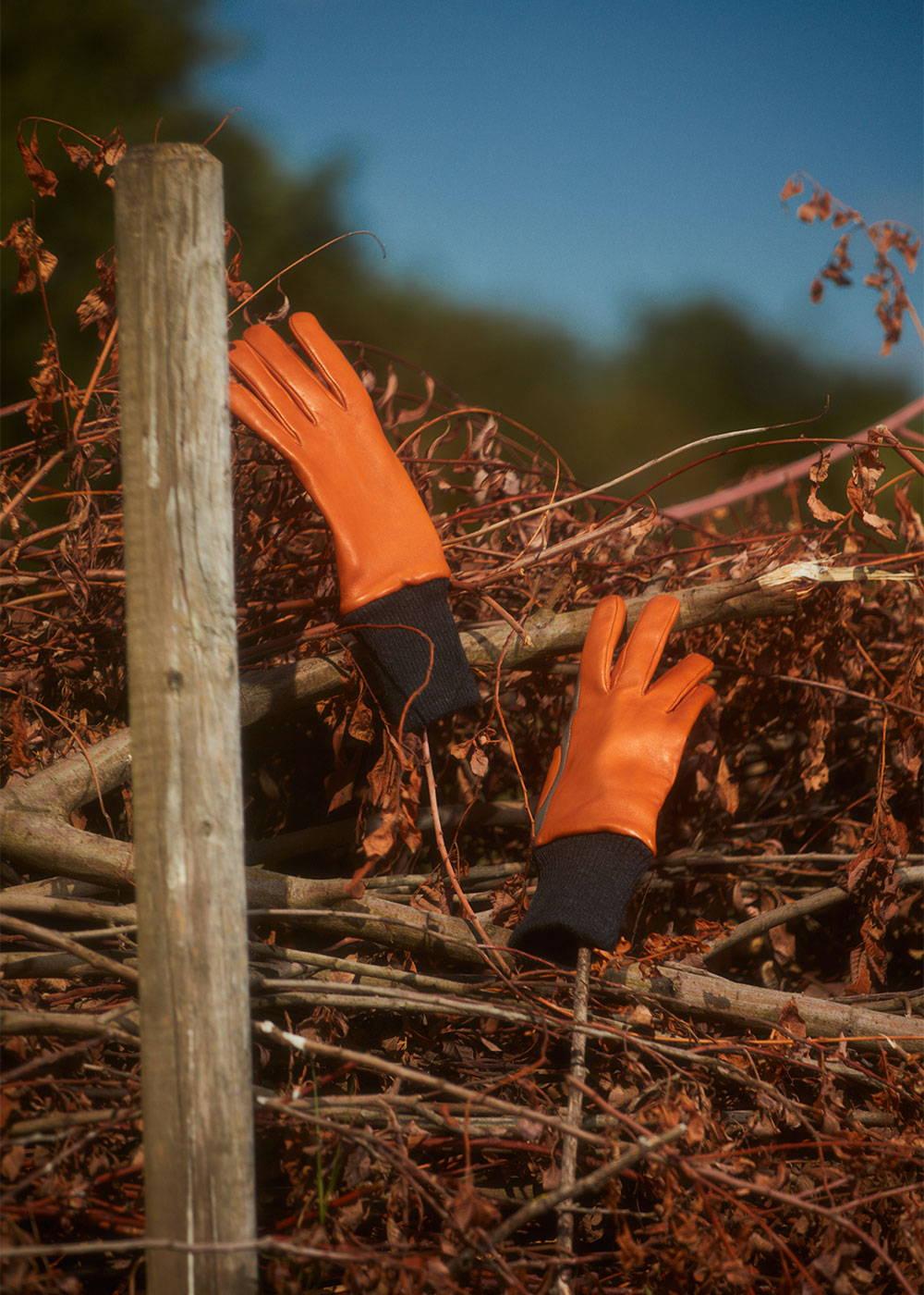Ally Capellino AW20 Campaign Gloves
