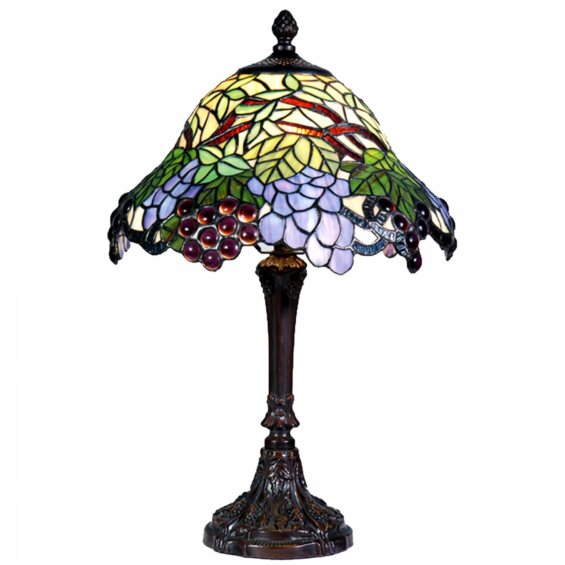 Közepes Tiffany asztali lámpák