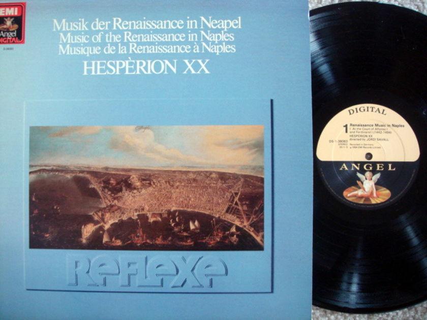 EMI Angel Digital / SAVALL, - Renaissance Music in Naples,  MINT!