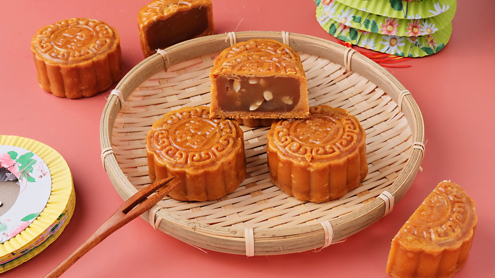 Mooncake Recipe - Easy and Foolproof