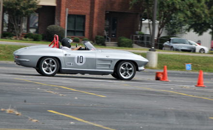 TAC and TVR Autocross Series Event 9