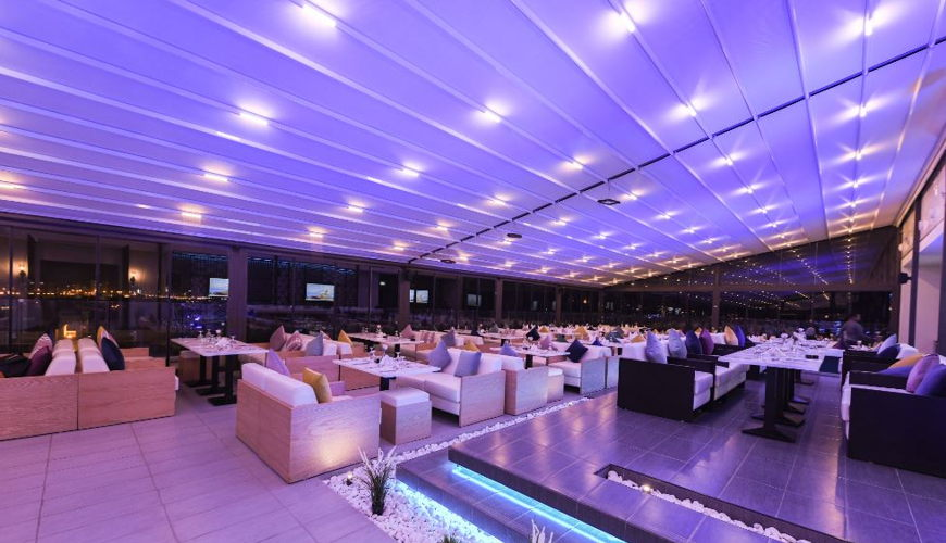 صورة The Rooftop - Sky Lounge and Restaurant