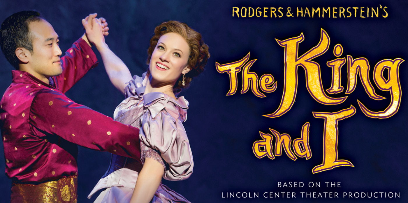 Rodgers & Hammerstein's The King and I at the Shubert Theatre