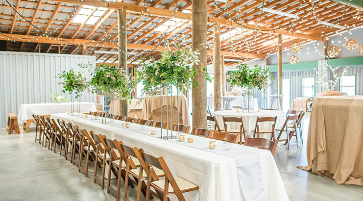 Accessing Your Backyard or Blank Space Wedding Venue
