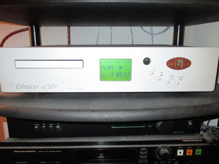 Unison Research Unico CD Italian cd player