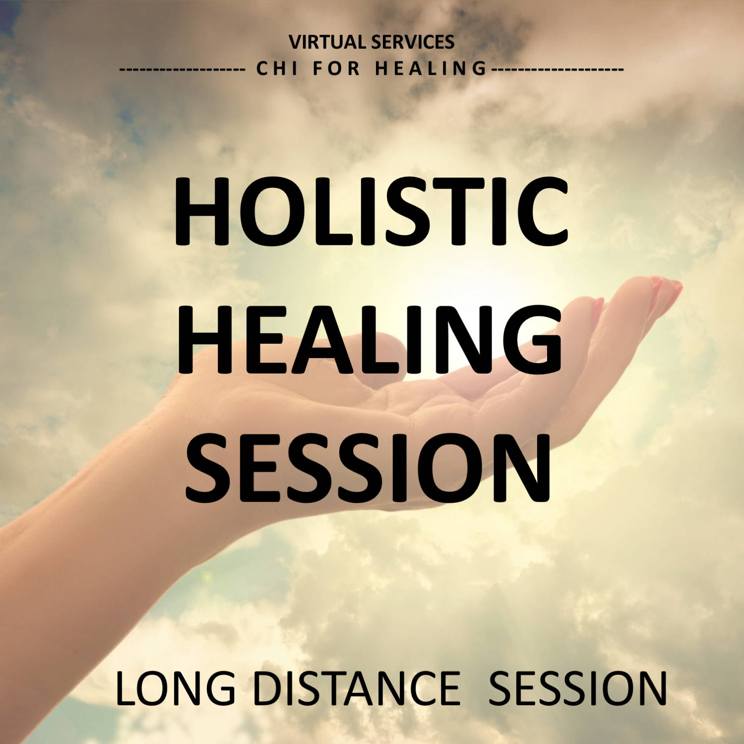 holistic healing session