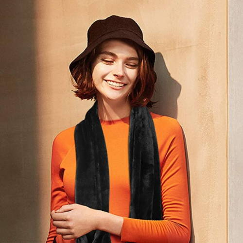 heated scarf