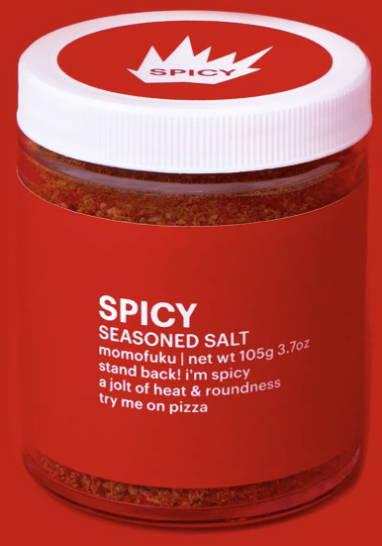 spicy seasoned salt